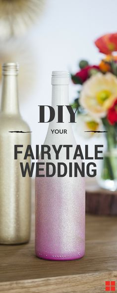 You've dreamed of this day your entire life from the vows to the dress to the reception decoration. Whether it's rustic, outdoor or a destination wedding, it doesn't have to cost a fortune. Do it on a budget with these DIY tips and ideas for stretching your creativity for your special day.