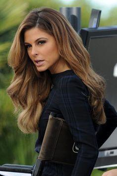 maria menounos HAIR @amdias01