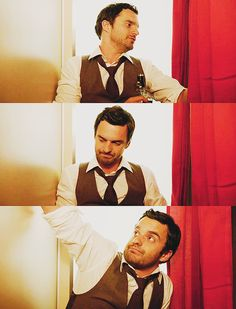 nick miller. kinda in love with him