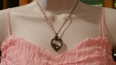 A personal favorite from my Etsy shop https://www.etsy.com/listing/223969303/heart-w-key-necklace