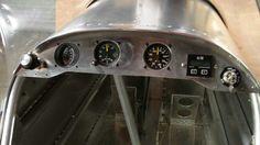 Affordaplane cockpit