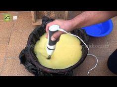 Fabricación de jabón casero y líquido - YouTube Savon Soap, Soap Tutorial, Home Made Soap, Alternative Medicine, Aloe Vera, Home Remedies, Handmade Soaps, Fragrance, Homemade