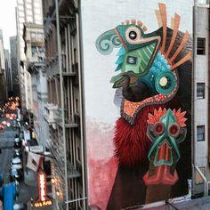 Curiot en San Francisco