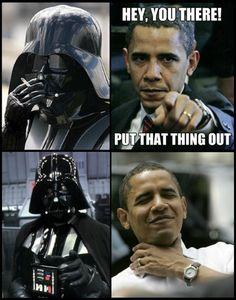 Dark Side Owned