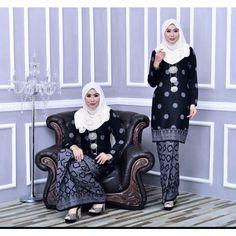 Kebaya, Goth, Traditional, Zip, Muslim, Dresses, Model, Wedding, Shoes