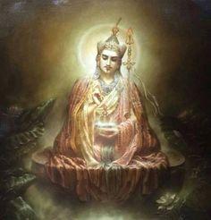 Guru Rinpoche   Hologram Thoughts