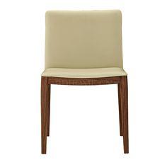 餐椅 实木框架 G W487*D540*H790 mm