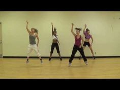 Zumba - Hip Hop - Candy - YouTube