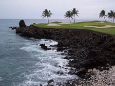 Fore!  We have golf properties to make your golfing or relaxing vacation in Hawaii truly spectacular.  Because seriously... if you're going to be getting any exercise while vacationing, wouldn't it be nice to do it here?  ... just saying.