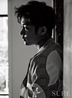 FT Island's Lee Jae Jin for Sure Korea July 2015. Photographed by Mok Jung Wook