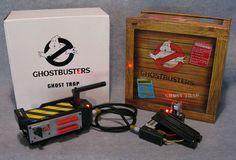 Réplica de la trampa para fantasmas de Ghostbusters por Amazom.com #lotraigoconFlybox
