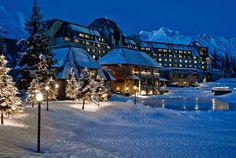 5 лучших отелей в горах для профессионалов | CNTraveller