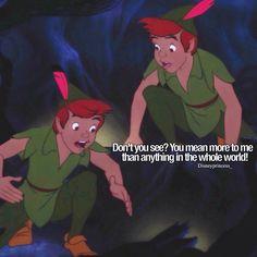 Peter and Tink Peter Pan 3, Peter Pan Movie, Disney Dream, Cute Disney, Disney Magic, Disney And Dreamworks, Disney Pixar, Walt Disney, Disney Movies To Watch