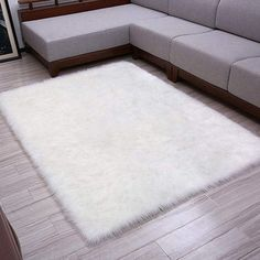 Color : A, Size : 130x190cm rug CLOTHES UK Children Bedroom Carpet Nordic Carpet Living Room Carpet Sofa Europe Princess Square Carpet