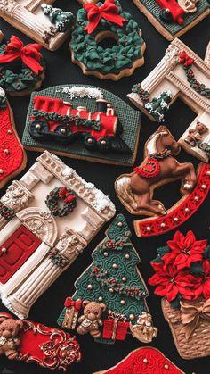 Christmas Lights Background, Christmas Lights Wallpaper, Xmas Wallpaper, Christmas Phone Wallpaper, Christmas Aesthetic Wallpaper, Winter Wallpaper, Wallpaper Backgrounds, Christmas Collage, Cosy Christmas
