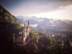 A Man In A High Castle by Slava Mylnikov on 500px.com