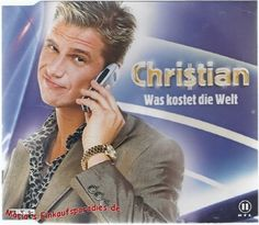 Musik CD Single Maxi Was Kostet Die Welt Christian