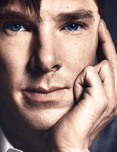 Those eyes oh my God
