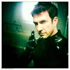 Dylan McDermott's photo: Great day for American Horror Story.
