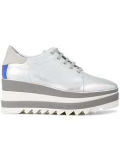 STELLA MCCARTNEY | Sneak-Elyse platform sneakers #Shoes #STELLA MCCARTNEY