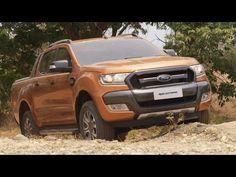 Пикап Ford Ranger 2016 готовится занять европейские автосалоны [Видео и фотогалерея]   Новости автомира на dealerON.ru