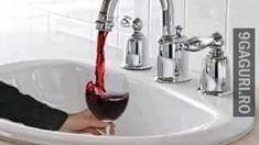 De mic mi-a plăcut volanul – 9Gaguri Red Wine, Alcoholic Drinks, Glass, Food, Meal, Drinkware, Essen, Alcoholic Beverages, Mirrors