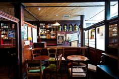 Irish Pub Style Morris Wexford