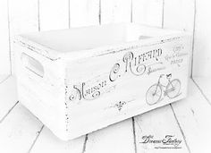 Dreams Factory: French Made Crates - Ladite frantuzesti