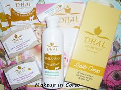 Makeup in Corso: Dhal Cosmetici al Latte d'Asina