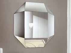 Mirror DIAMANTE by RIFLESSI design RIFLESSI