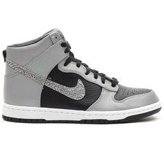 #Nike Dunk Hi « Snake 3M »