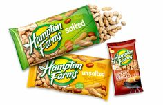 Agency: Kaleidoscope  Designers: Matthew Clemens, Nick Wright, Bill Harper  Country: United States    Hampton Farms might be the leading ...