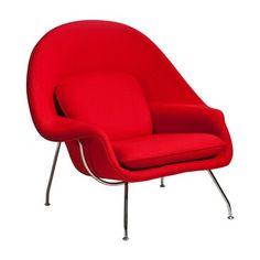 Womb chair. Eero sarinen
