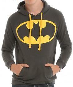 Batman Logo Hoodie.