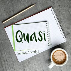 Parola del giorno / Word of the day: Quasi (almost). So quasi tutto su di voi. = I know almost everything about you guys. Learn more about this word and see example phrases by visiting our website! #italian #italiano #italianlanguage #italianlessons Italian Grammar, Italian Phrases, Italian Words, Italian Quotes, Italian Language, Italian Lessons, French Lessons, Spanish Lessons, Spanish Words