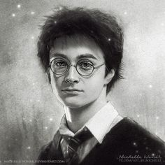 Harry Potter by Michelle-Winer.deviantart.com on @DeviantArt