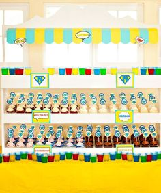 Throw the Ultimate Kid's Birthday Party - Sweets - mom.me