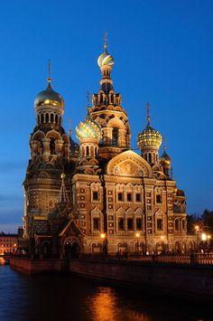 St. Petersburg, Night Town, Image 001 by Oleksandr Nechyporenko aka AlexNc - Tourist attractions @ Travel Advisor!