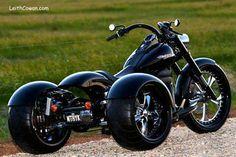 Bobber trike?   This Cool.......