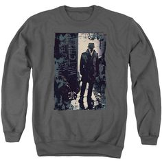 Watchmen - Light Adult Crewneck Sweatshirt