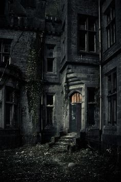 the place where sara was kidnapped it is very very dark place and sara has phobia of the darkness its 100 years old.