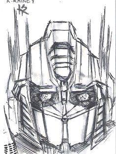 transformers was speaking on young children coloring page