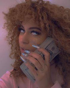 and baby aesthetic Ayleks Redd⚡️ Boujee Aesthetic, Badass Aesthetic, Black Girl Aesthetic, Aesthetic Pictures, Flipagram Instagram, Fille Gangsta, Thug Girl, Money On My Mind, Gangster Girl