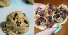 I Tried Joanna Gaines' Chocolate Chip Cookie Recipe And I'm Totally Sold Köstliche Desserts, Delicious Desserts, Dessert Recipes, Yummy Food, Other Recipes, Sweet Recipes, Chocolate Chip Cookies, Yummy Treats, Sweet Treats