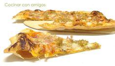 ¿Sigues buscando la masa de pizza perfecta? Aquí tenemos una que se le acerca bastante