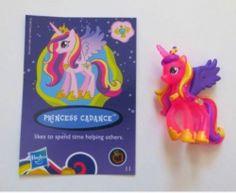 New My Little Pony Mini Blind Bag Neon Princess Cadence Free Shipping | eBay