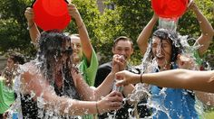 ALS ice bucket challenge leads to real-life genetics discoveryTwo women get doused during the ice bucket challenge at Bostons Copley Square in 2014.  Image: APAP Photo/Elise Amendola  By Miriam Kramer2016-07-27 15:50:25 UTC  You couldnt go on social media in 2014 without seeing a new video of a friend celebrity or tech star dumping a bucket of ice water over his or her head to raise money for research into the degenerative neurological disorder ALS short for amyotrophic lateral sclerosis…