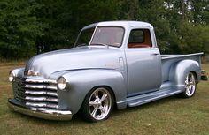chevy 1950's trucks | Goodguys 5th Bridgestone Nashville Nationals