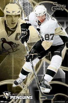 Sidney Crosby, C, Pittsburgh Penguins