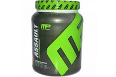 Muscle Pharm Assault 736g + Free Protein Bar Price: WAS £59.99 NOW £41.95